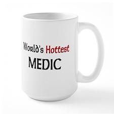 World's Hottest Medic Mug