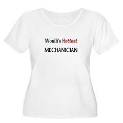World's Hottest Mechanician T-Shirt