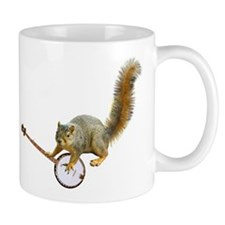 Squirrel with Banjo Mug