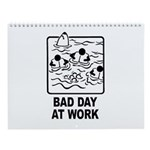 CREWTAG ASSORTED DESIGNS! Wall Calendar