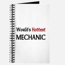 World's Hottest Mechanic Journal