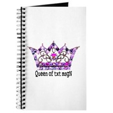 Queen of txt msgN Journal