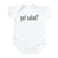 got salad? Infant Bodysuit