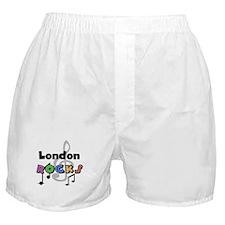 London Rocks Boxer Shorts