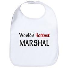 World's Hottest Marshal Bib