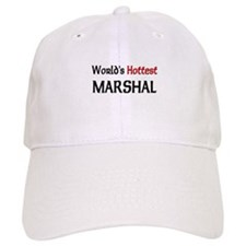 World's Hottest Marshal Baseball Cap
