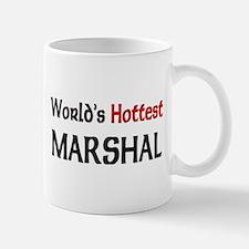 World's Hottest Marshal Mug