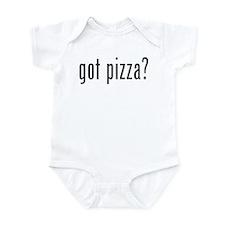 got pizza? Infant Bodysuit