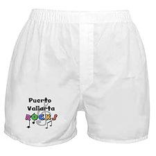 Puerto Vallarta Rocks Boxer Shorts