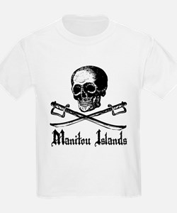 Manitou Islands Pirate T-Shirt