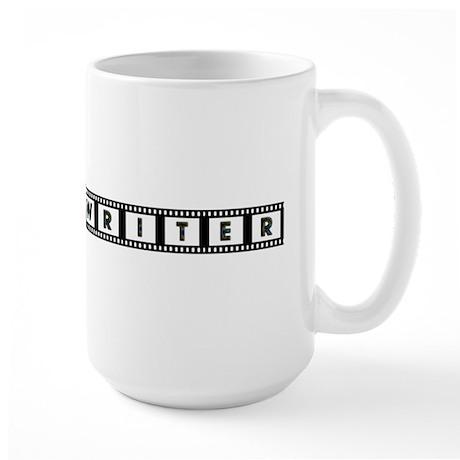 Screenwriter Large Mug