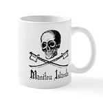 Manitou Island Pirate Mug
