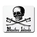 Manitou Island Pirate Mousepad