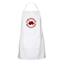 Not Switzerland BBQ Apron