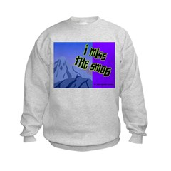 I Miss The Smog Sweatshirt