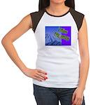 I Miss The Smog Women's Cap Sleeve T-Shirt