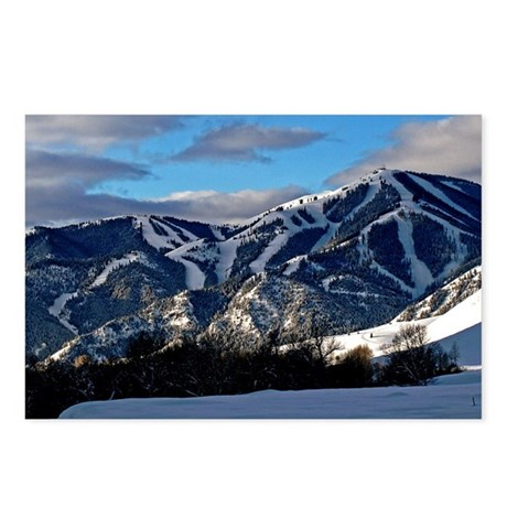 Idaho Ski Hill Postcards (Package of 8)