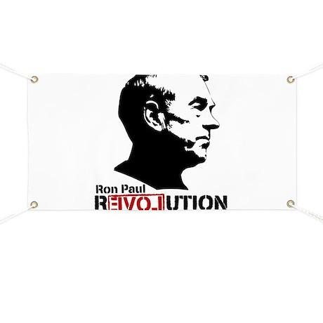 Ron Paul Revolution Banner