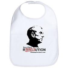 Ron Paul Revolution Bib