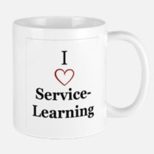 I love service-learning Mug