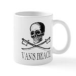 Vans Beach Pirate Mug
