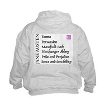 Bennetgirls Jane Austen novel Hoodie