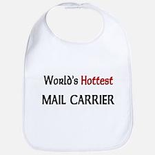 World's Hottest Mail Carrier Bib