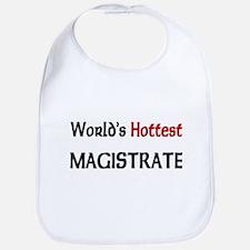 World's Hottest Magistrate Bib
