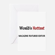 World's Hottest Magazine Features Editor Greeting