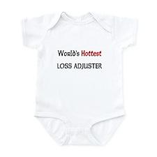 World's Hottest Loss Adjuster Infant Bodysuit