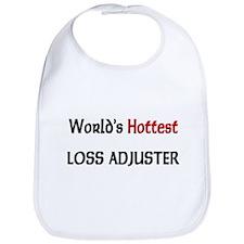 World's Hottest Loss Adjuster Bib