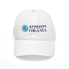 Atheists for OBAMA Baseball Cap