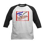 Shuffleboard Champ Kids Baseball Jersey