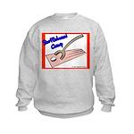 Shuffleboard Champ Kids Sweatshirt