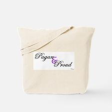 Pagan & Proud Tote Bag