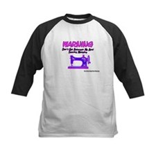 Warning Sewing Machine Tee