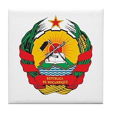 MOZAMBIQUE Tile Coaster