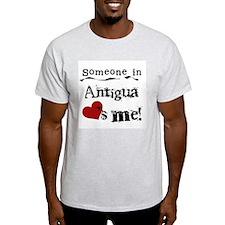 Someone in Antigua T-Shirt