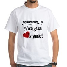 Someone in Antigua Shirt