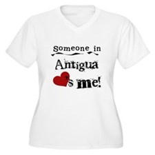 Someone in Antigua T-Shirt