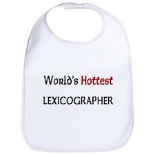 World's Hottest Lexicographer Bib