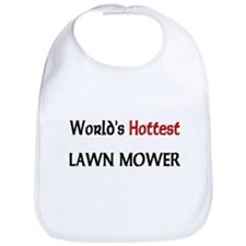 World's Hottest Lawn Mower Bib