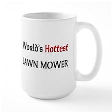 World's Hottest Lawn Mower Mug