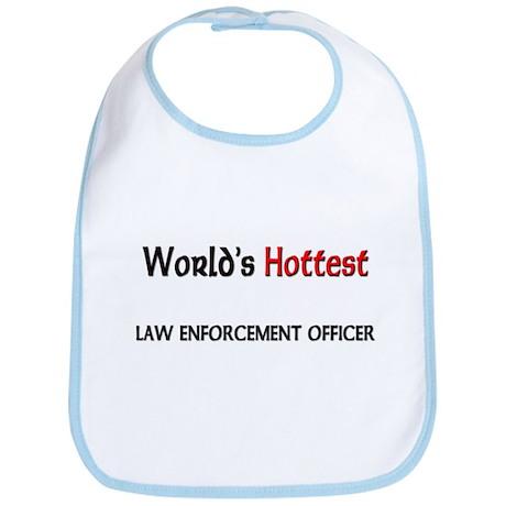 World's Hottest Law Enforcement Officer Bib