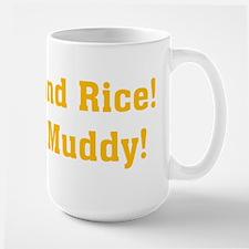Cheese n Rice! Large Mug