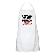 Typical White Person BBQ Apron