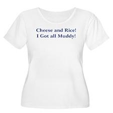Cheese n Rice! T-Shirt