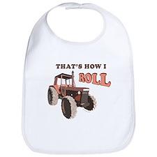 Farm Tractor Bib