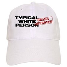 Typical White Person Baseball Cap