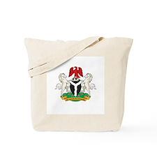 NIGERIA Tote Bag